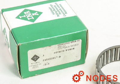 INA K45X50X17 bearings
