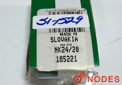 INA NK24/20-XL needle bearings