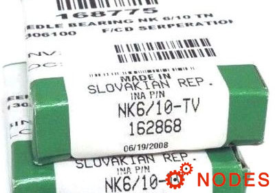 INA NK6/10-TV-XL needle bearings