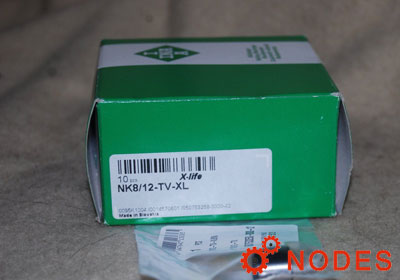 INA NK8/12-TV-XL needle bearings