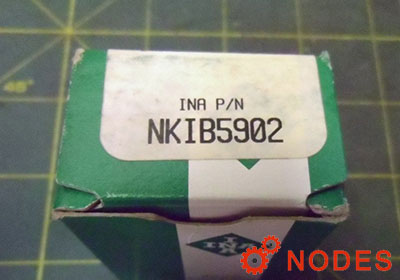 INA NKIB5902-XL combined needle bearings | 15x28x20mm