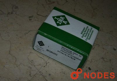 INA NKIB5903-XL combined needle bearings | 17x30x20mm