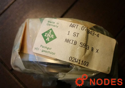 INA NKIB5913-XL combined needle bearings | 65x90x38mm