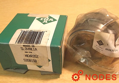 INA NKXR35-Z-XL combined needle bearings | 35x47x30mm