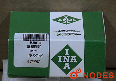 INA NKXR45-Z-XL combined needle bearings | 45x58x32mm