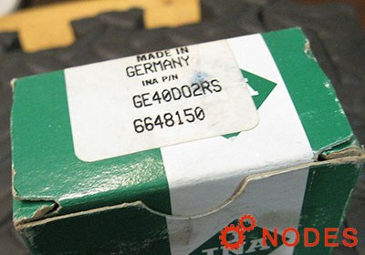 INA GE40-DO-2RS plain bearings | 40x62x28mm
