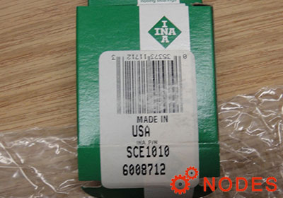 INA SCE1010 shell needle bearings, inch sizes