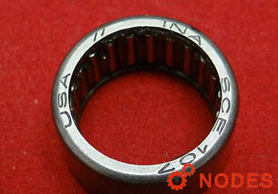 INA SCE107 shell needle bearings, inch sizes