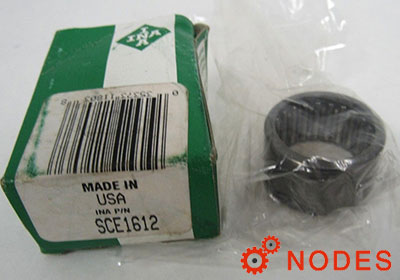 INA SCE1612 shell needle bearings, inch sizes