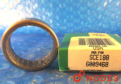 INA SCE188 shell needle bearings, inch sizes