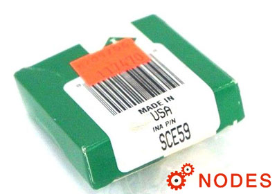 INA SCE59 shell needle bearings, inch sizes