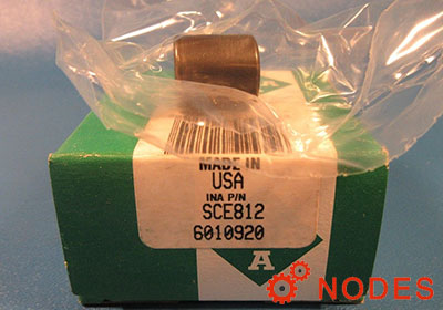 INA SCE812 shell needle bearings, inch sizes