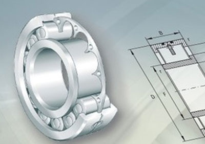 INA Low friction cylindrical roller bearings