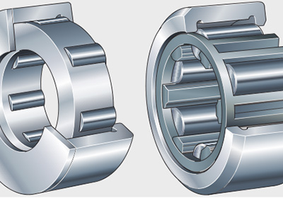 INA spindle neck bearings for textile bearings