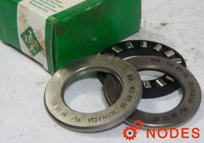INA 81105-TV thrust roller bearings | 25x42x11mm