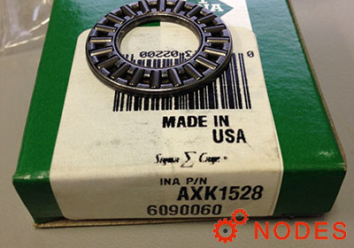 INA AXK1528 bearing | 15x28x2 mm