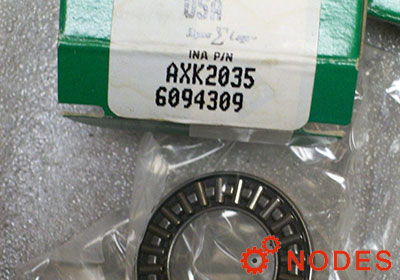 INA AXK2035 bearing | 20x35x2 mm