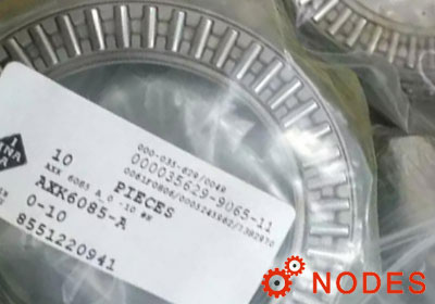 INA AXK6085 bearing | 60x85x3 mm