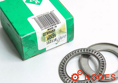 INA AXW35 bearing | 35x55x3.2 mm
