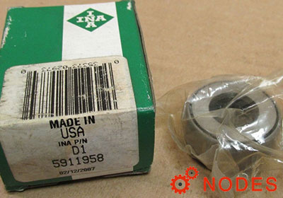 INA D1 thrust bearing | 12.7x30.963x14.3 mm