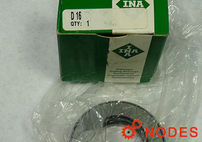 INA D16 thrust bearing | 36.513x65.888x15.875 mm