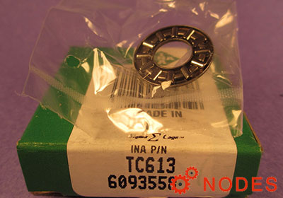 INA TC613 bearing | 9.525x20.638x1.984 mm
