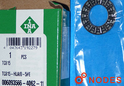 INA TC815 bearing | 12.7x23.813x1.984 mm