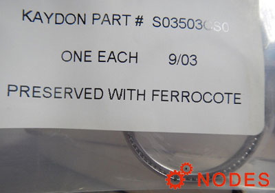KAYDON S03503CS0 thin section bearings