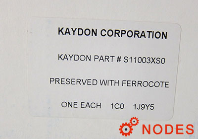 KAYDON S11003XS0 thin section bearings
