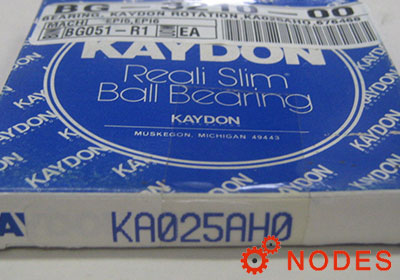 KAYDON KA025AR0 thin section bearings