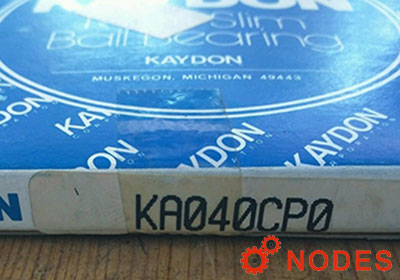 KAYDON KA040CP0 thin section bearings