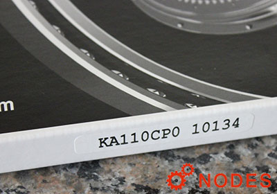 KAYDON KA110CP0 thin section bearings