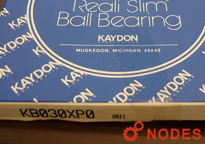 KAYDON KB030XP0 thin section bearings