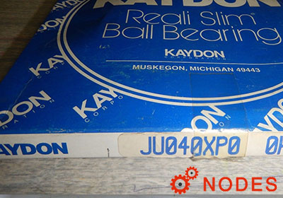 KAYDON JU040XP0 thin section bearings