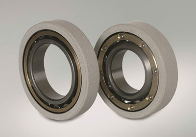 NSK insulated Bearings for Traction Motors, ceramic coating