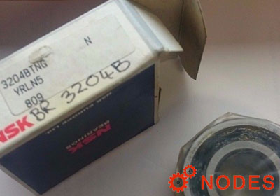 NSK 5204 Angular Contact Ball Bearings