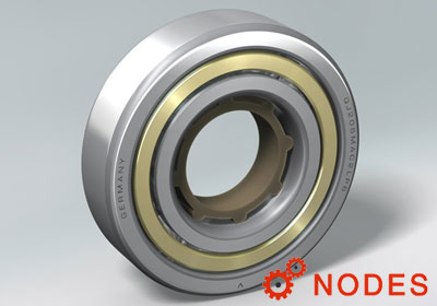 NSK 4 point contact ball bearings