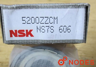 NSK 5200 Angular Contact Ball Bearings