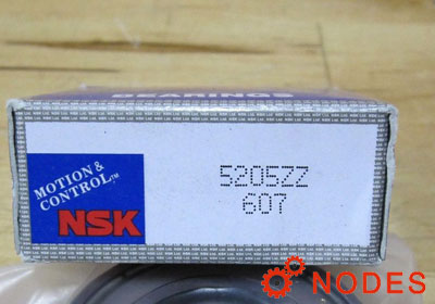 NSK 5205 Angular Contact Ball Bearings