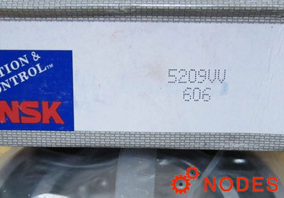 NSK 5209 Angular Contact Ball Bearings