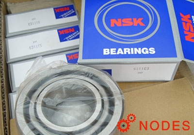 NSK 5311C3 Angular Contact Ball Bearings