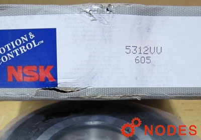NSK 5312 Angular Contact Ball Bearings