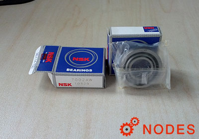 NSK 7002A Angular Contact Ball Bearings