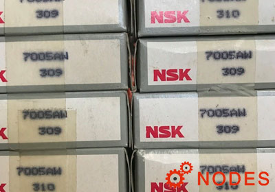 NSK 7005A Angular Contact Ball Bearings