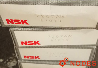 NSK 7207ADF Angular Contact Ball Bearings
