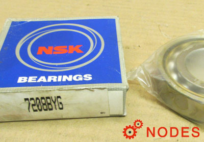 NSK 7208B Angular Contact Ball Bearings