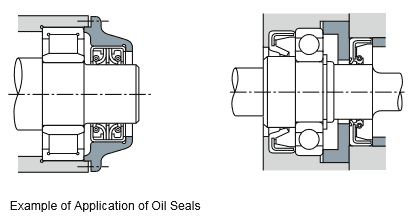 Radial shaft seals