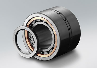 NSK Cylindrical Roller Bearings for Wheelsets