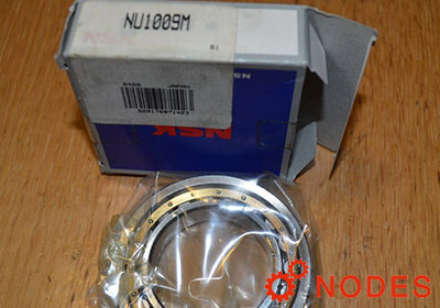 NSK NU1009M Cylindrical roller bearings