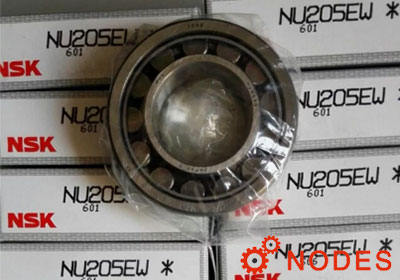 NSK NU205EW Cylindrical roller bearings